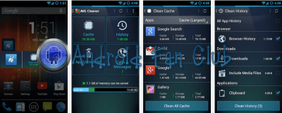 AVG Cleaner – Memory & Storage by AVG Mobile Android App