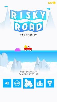 Risky Road Apk 1