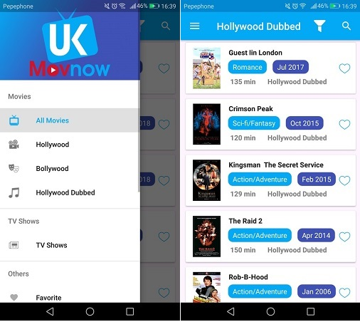 UKMOVNow APK Download Latest Version | Ad-Free 2