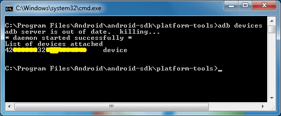 How To Install ADB Driver On Windows Computer With Android SDK