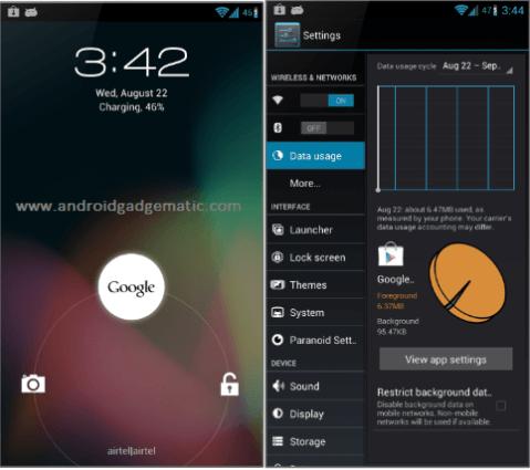Install Android 4 1 2 Jelly Bean Sony Xperia S Paranoid