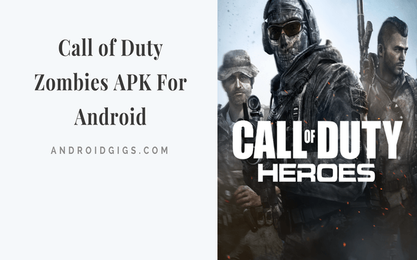 Call Of Duty World At War Zombies Apk: Call Of Duty Zombies APK Download For Android