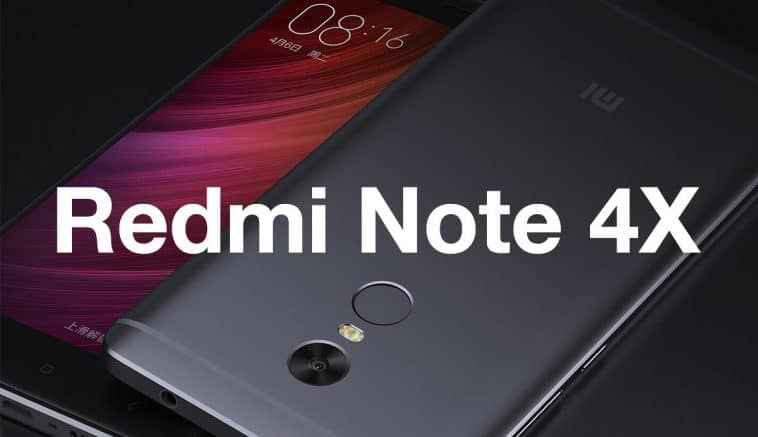 How to root Xiaomi Redmi Note 4X and install TWRP custom recovery