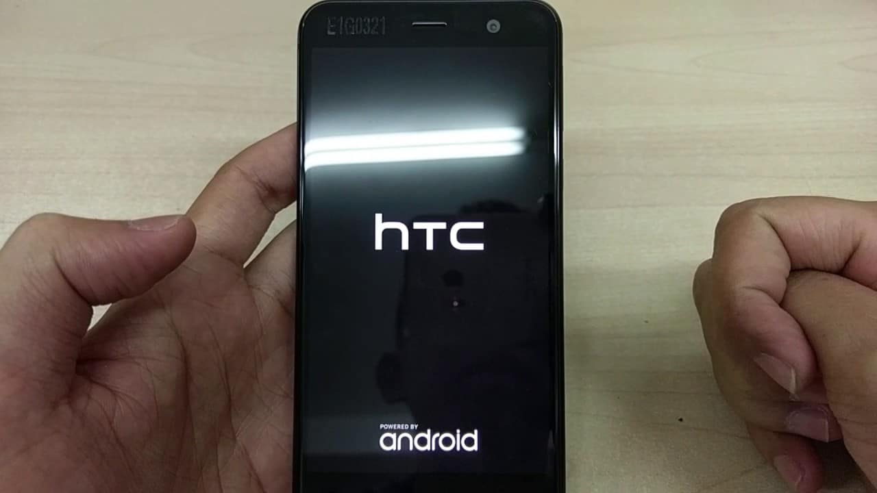 How to hard reset HTC U 11