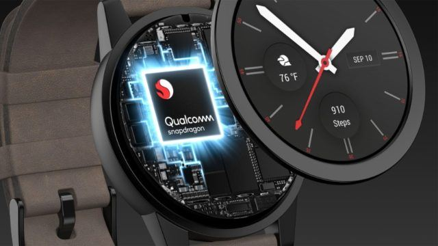 Qualcomm Snapdragon Wear 3100 Android Smartwatches