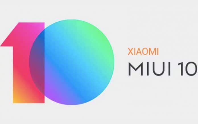 Xiaomi Releases MIUI 10 China Stable ROM