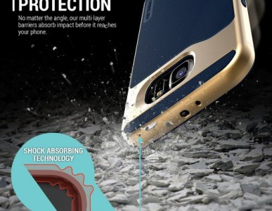 Galaxy S6 Caseology Wavelength Case