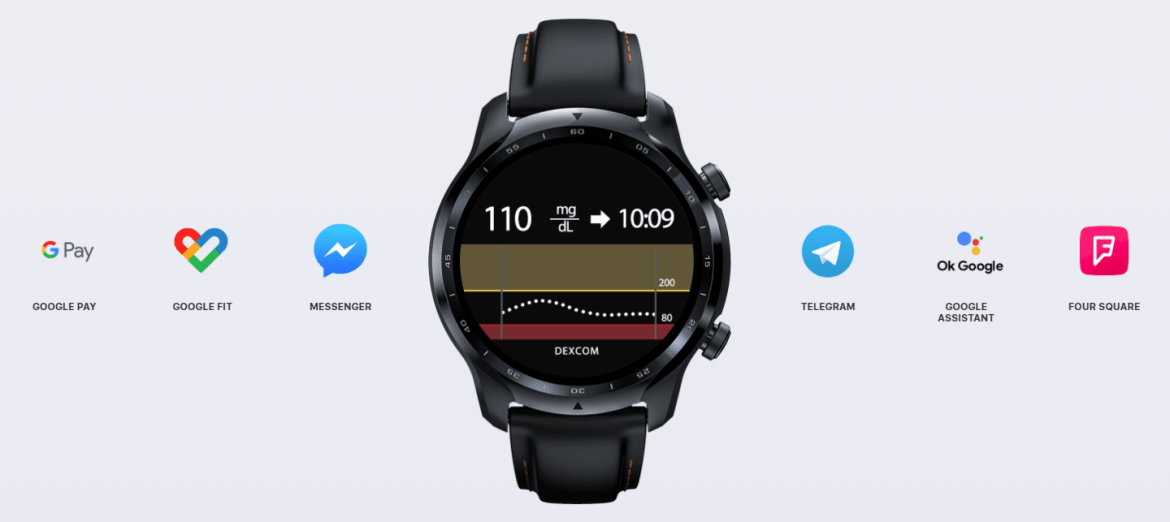 Mobvoi TicWatch Pro 3 GPS now available | LaptrinhX