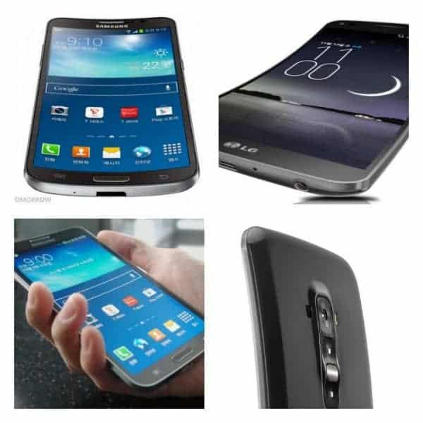 Samsung Galaxy Curve / LG G Flex