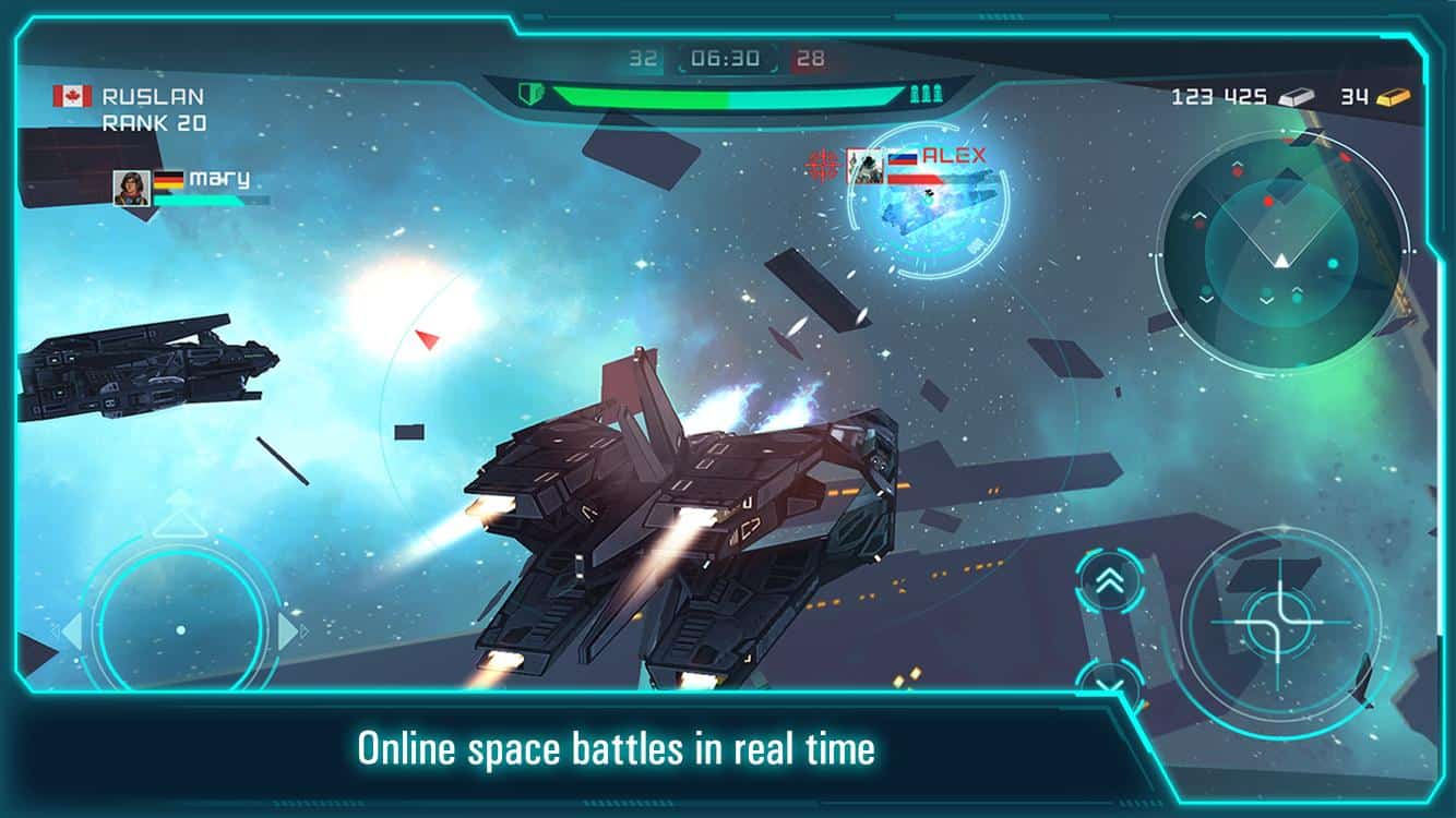 Space Jet  Is A New Online 3D Space Shooter   Android News  Space Jet  Is A New Online 3D Space Shooter