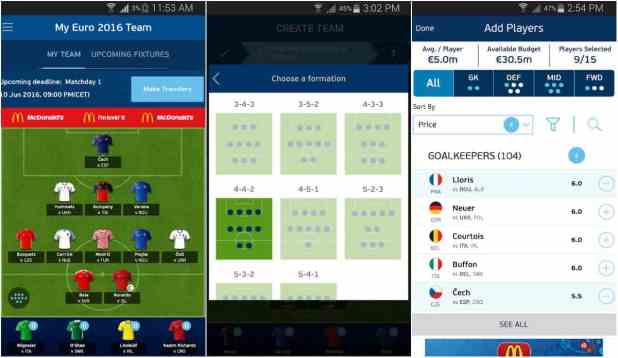 UEFA Euro 2016 fantasy football image_1