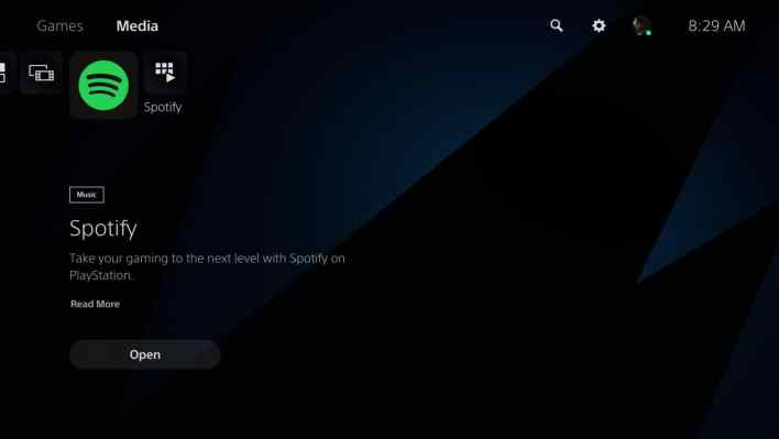 PS5 Stream Music 2