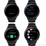 Potential OnePlus Watch design and UI 2