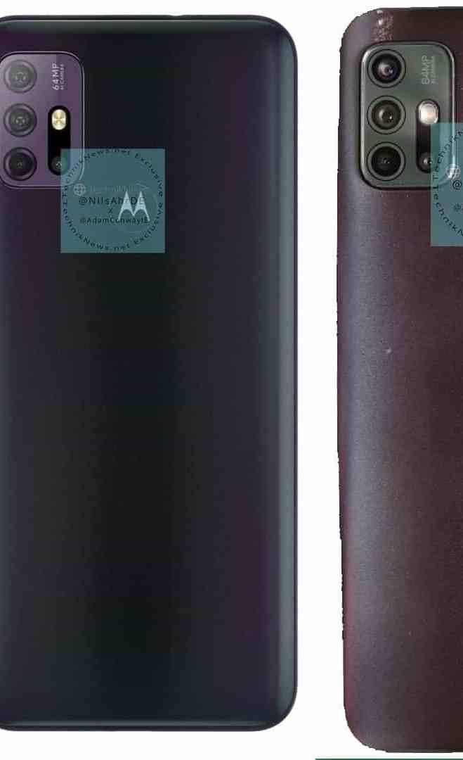 Motorola Moto G30 leak
