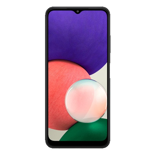 Render Galaxy A22s 5G Google Play Console