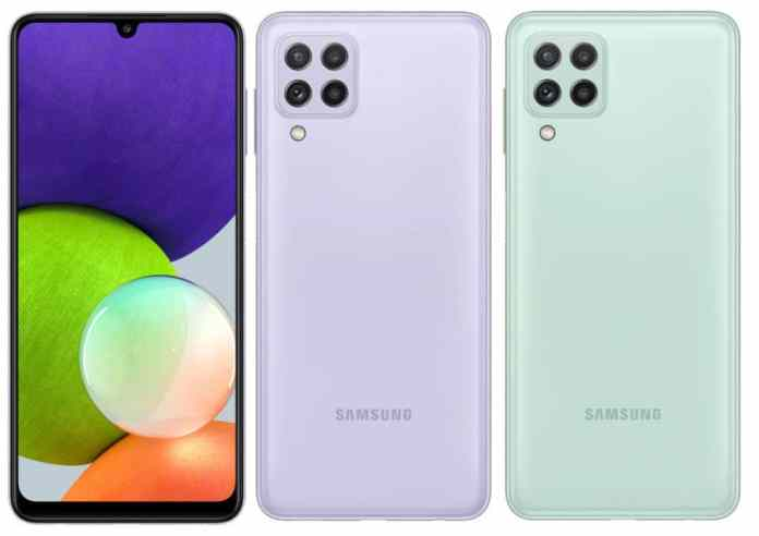Samsung Galaxy A22 picture 1