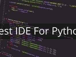 Best IDE for Python