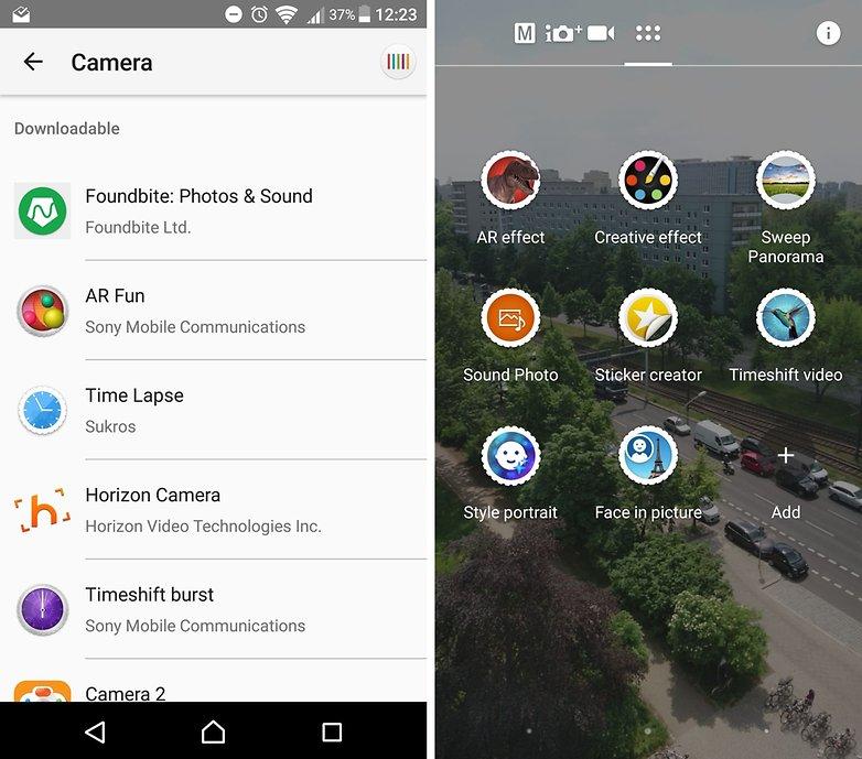 xperia-x-camera-apps