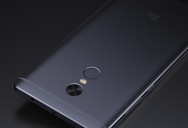Add fingerprint in Xiaomi Redmi Note 4
