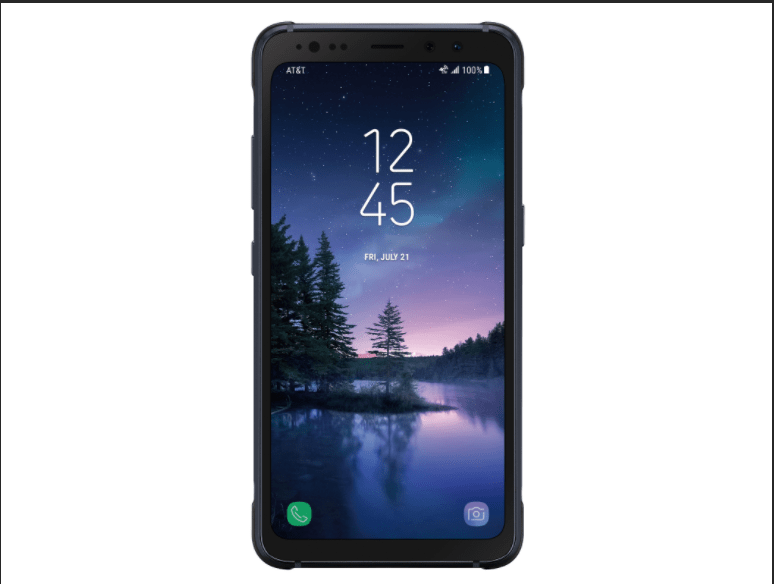 Samsung's Galaxy S8 Active ditches curves for brawn