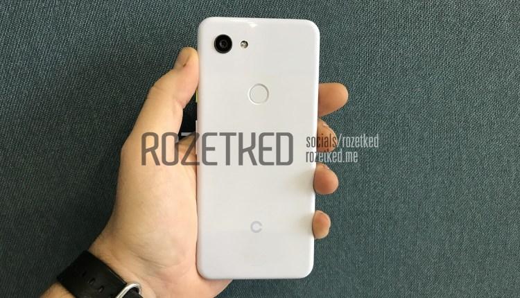 Pixel 3 Lite surfaces online, hints the presence of headphone jack 1