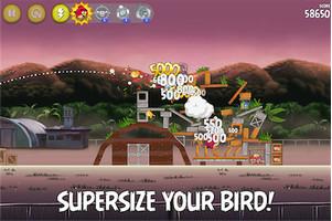Angry Birds Supersizen