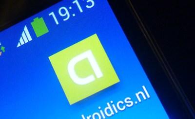 Androidics-App