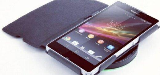 Sony Xperia draadloos opladen