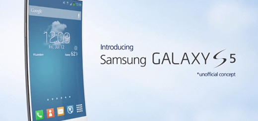 Galaxy S5 Concept Video