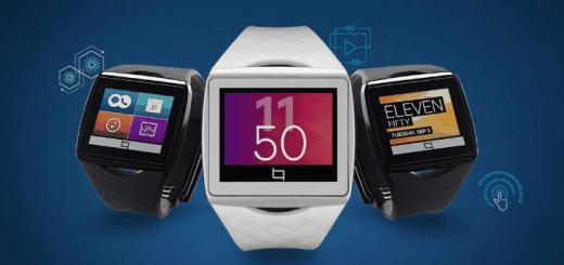 Qualcomm smartwatch Toq