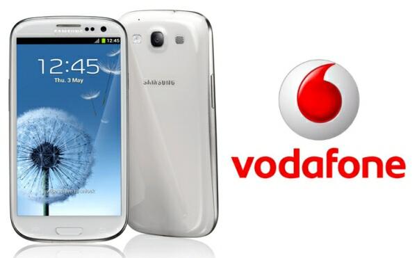 Galaxy S3 Vodafone
