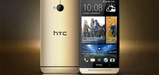 Gouden-HTC-One-Vodafone