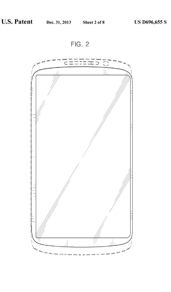 Samsung-Ontwerp-Patent-2