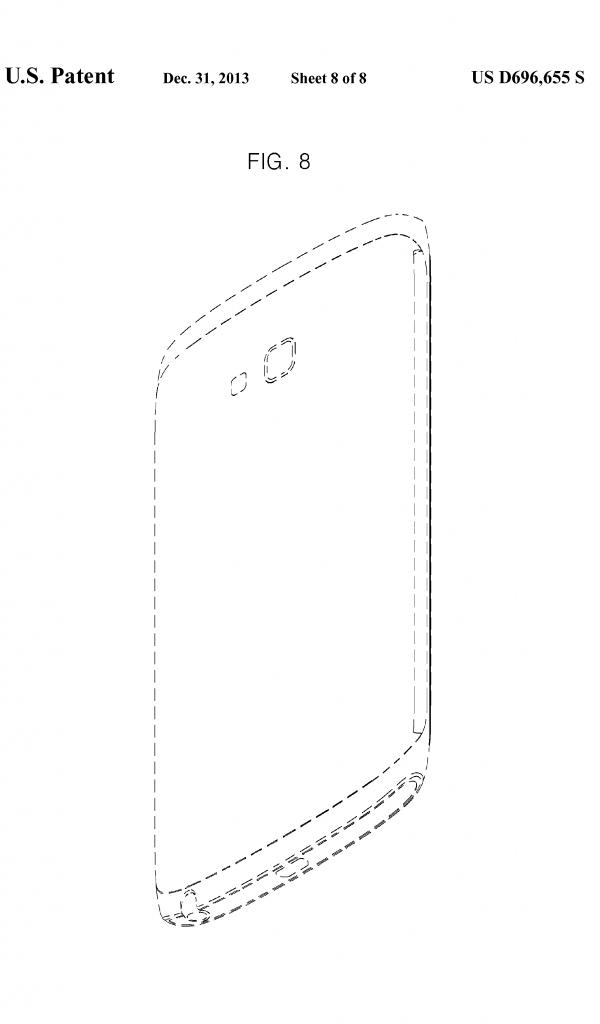 Samsung-Ontwerp-Patent-6