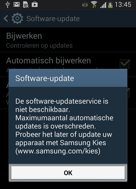 Samsung-Software-Update