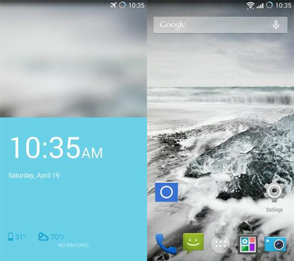 CyanogemMod OnePlus One