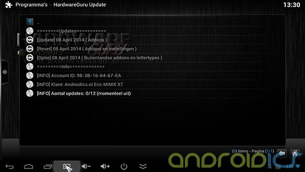 GuruXBMC-update-pagina