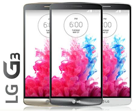 LG G3 aangekondigd