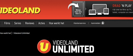 Videoland Unlimited Androidicsnl