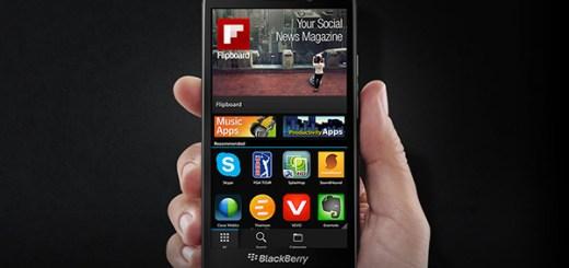 BlackBerry Amazon Store
