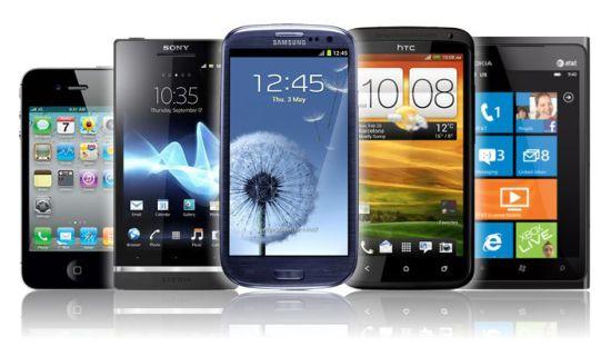 Nederland Smartphone Gebruikers