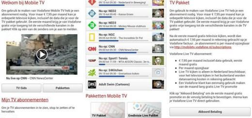Vodafone TV 4G