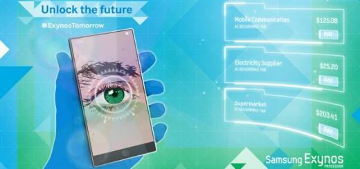 Samsung Irisscanner