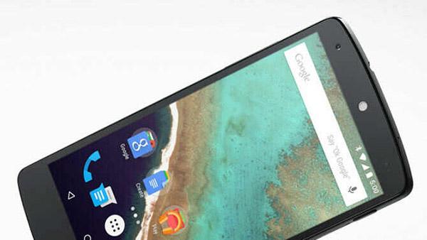 Android Lollipop Nexus 5
