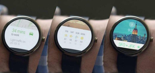 Motorola Moto 360 Android Wear