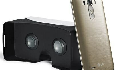 Google Cardboard LG G3