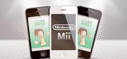 Nintendo Mii smartphones