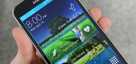 Samsung TouchWiz