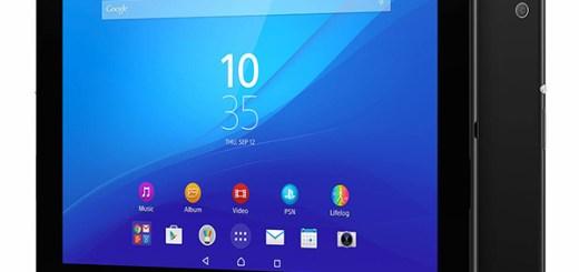 Sony xperia-z4-tablet