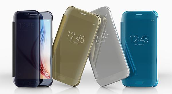 Clear-View-Cover-Samsung-Galaxy-S6-Edge
